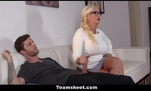 BadMILFS - Step-Daughter Shares Cock Here Repugnance in charge Milf